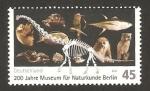 Sellos del Mundo : Europa : Alemania : 2603 - 200 anivº del Museo Historia de la Naturaleza, en Berlin