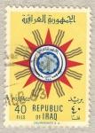Stamps Iraq -  escudo