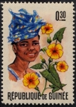Stamps Guinea -  Mujer