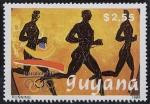 Sellos del Mundo : America : Guyana : Deportes