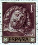 Stamps Spain -  Rubens