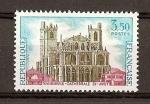 Stamps France -  St. Just de Narbonnne.