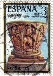 Sellos de Europa - España -  XVII serie de navidad