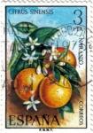 Sellos de Europa - España -  Flora Naranjo