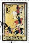 Sellos de Europa - España -  Codices día del sello Beato de Burgo de Osma