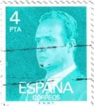 Stamps Spain -  Juan Carlos I 1977