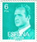 Sellos de Europa - España -  Juan Carlos I 1977