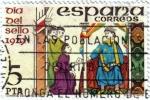 Sellos de Europa - España -  Día del sello 1979