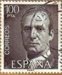 Stamps Spain -  S.M.D. Juan Carlos I 1981