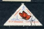 Stamps Romania -  chrisophanus virgaureae