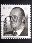 Stamps of the world : Spain :  REY JUAN CARLOS I (corona plata)