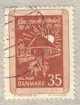 Stamps Europe - Denmark -  150 aniversario escuela danesa