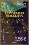 Sellos de Europa - Francia -  En la feria - Las sillas voladoras