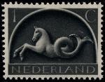 Sellos de Europa - Holanda -  Mitologia