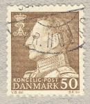 Stamps Europe - Denmark -  Federico IX de Dinamarca