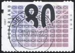 Stamps Netherlands -  Sobre