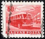 Sellos de Europa - Hungría -  Transportes