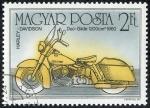 Sellos de Europa - Hungría -  Motos
