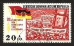 Stamps Germany -  20 anivº de la liberacion del fascismo