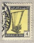 Sellos de Asia - Irak -  escultura
