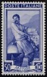 Sellos de Europa - Italia -  Pintura