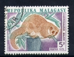 Stamps Africa - Madagascar -  cheirogaleus  major