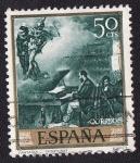 Sellos de Europa - España -  FANTASIA (FORTUNY)
