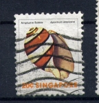 Stamps Asia - Singapore -  aplustrum amplustre