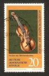 Sellos de Europa - Alemania -  violin