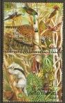 Stamps America - Mexico -  SELVA  HÚMEDA