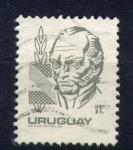 Stamps of the world : Uruguay :  General Artigas