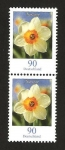 Stamps Germany -  2332 - flor narciso