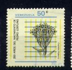 Sellos del Mundo : America : Venezuela :  250 años nacimiento de pedro loefling