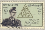 Stamps of the world : Iraq :  Ahmed Hassan al-Bakr