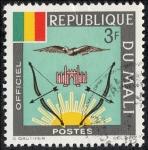 Stamps Mali -  Escudo