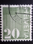 Stamps Switzerland -  HELVETIA CIFRAS