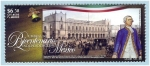 Stamps Mexico -  Umbral de Bicentenario de la Indepencia