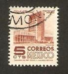 Stamps : America : Mexico :  Ciudad de Mexico, distrito federal