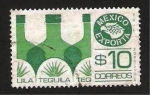 Stamps Mexico -  mexico exporta, tequila