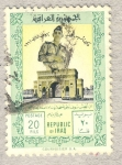Stamps Asia - Iraq -  Ahmed Hassan al-Bakr