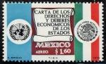Sellos de America - México -  Derechos y deberes