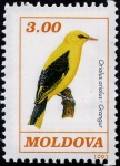Stamps Europe - Moldova -  Fauna