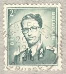 Stamps Europe - Belgium -  Balduino I de Bélgica
