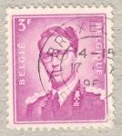 Sellos de Europa - Bélgica -  Balduino I de Bélgica