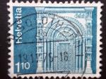 Sellos de Europa - Suiza -  HELVETIA - PORTADA