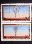 Sellos de Europa - Alemania -  PASEO EN GLOBO 1820