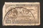 Stamps : America : Mexico :  Hidroavión