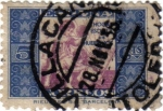 Stamps Spain -  Beneficencia. Alegoría infantil 1934