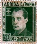 sellos de Europa - España -  José Antonio Primo de Rivera