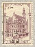 Stamps Belgium -  Oudenaarde